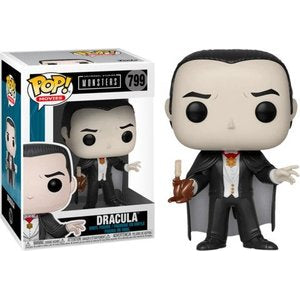 Monsters Pop! Vinyl Figure Dracula (Candle) [799] - Fugitive Toys