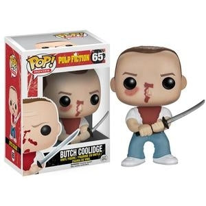 Pulp Fiction Pop! Vinyl Figures Butch Coolidge [65]