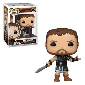 Gladiator Pop! Vinyl Figure Maximus [857]