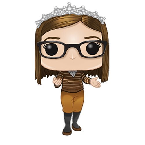 The Big Bang Theory S2 Pop! Vinyl Figure Amy