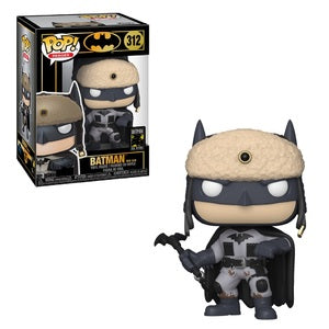 Batman Pop! Vinyl Figure Batman (Red Son) [312]