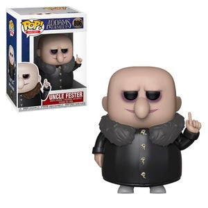 The Addams Family 2019 Pop! Vinyl Figure Uncle Fester [806] - Fugitive Toys