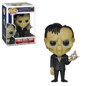 The Addams Family 2019 Pop! Vinyl Figure Lurch with Thing [805] - Fugitive Toys
