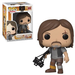 The Walking Dead Pop! Vinyl Figure Daryl Dixon (Season 10) [889]