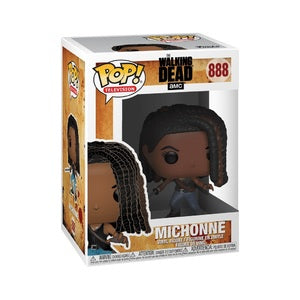 The Walking Dead Pop! Vinyl Figure Michonne (Season 10) [888]