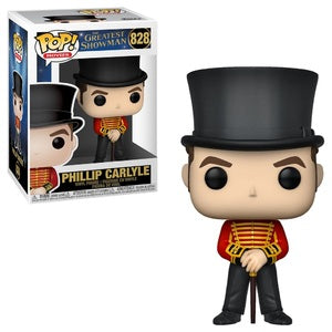 The Greatest Showman Pop! Vinyl Figure Phillip Carlyle [828]