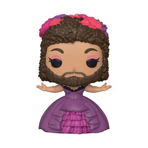 The Greatest Showman Pop! Vinyl Figure Bearded Lady [827]