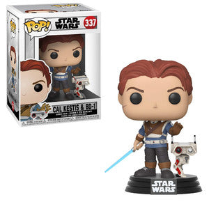 Star Wars Pop! Vinyl Figure Cal Kestis & BD-1 [337]