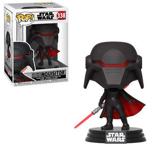 Star Wars Pop! Vinyl Figure Second Sister Inquisitor [338]