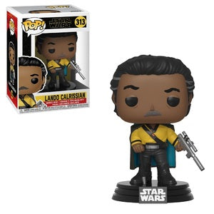 Star Wars Rise of Skywalker Pop! Vinyl Figure Lando Calrissian [313]
