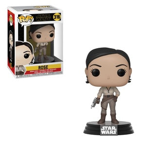 Star Wars Rise of Skywalker Pop! Vinyl Figure Rose [316]