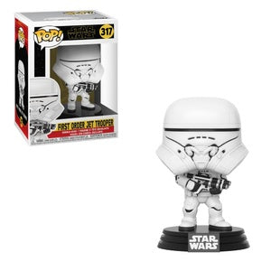 Star Wars Rise of Skywalker Pop! Vinyl Figure First Order Jet Trooper [317]