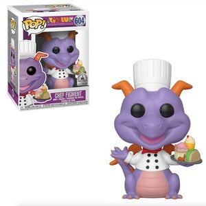 Disney Pop! Vinyl Figure Chef Figment [604] - Fugitive Toys
