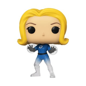 Fantastic Four Pop! Vinyl Figure Disappearing Invisible Girl [567] - Fugitive Toys