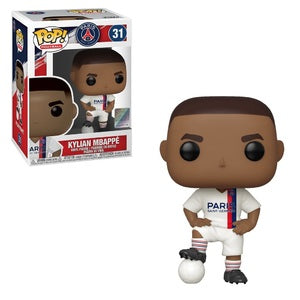 Soccer Pop! Vinyl Figure Kylian Mbappe (Third Kit) [Paris Saint German] [31] - Fugitive Toys