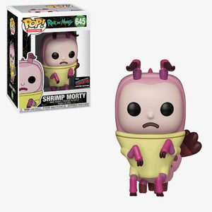 Rick and Morty Pop! Vinyl Figure Shrimp Morty (NYCC 2019 Exclusive) [645]