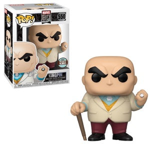 Marvel 80th Pop! Vinyl Figure First Appearance Kingpin [550]