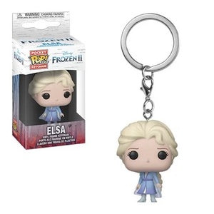 Frozen 2 Pocket Pop! Keychain Elsa - Fugitive Toys