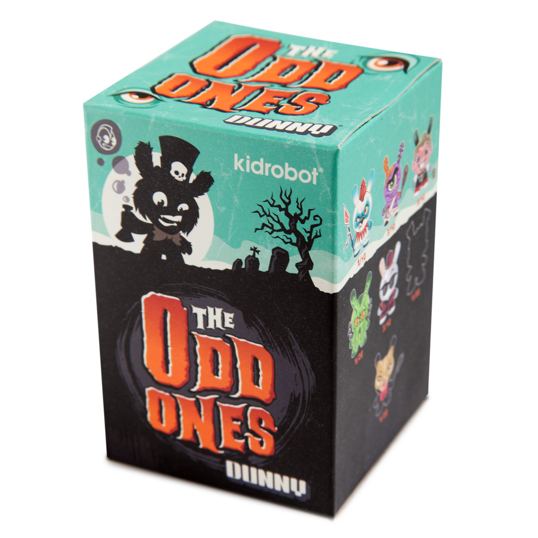 Kidrobot Scott Tolleson's The Odd Ones: (1 Blind Box) - Fugitive Toys