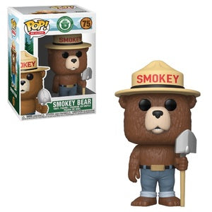 Ad Icons Pop! Vinyl Figure Smokey Bear [75]