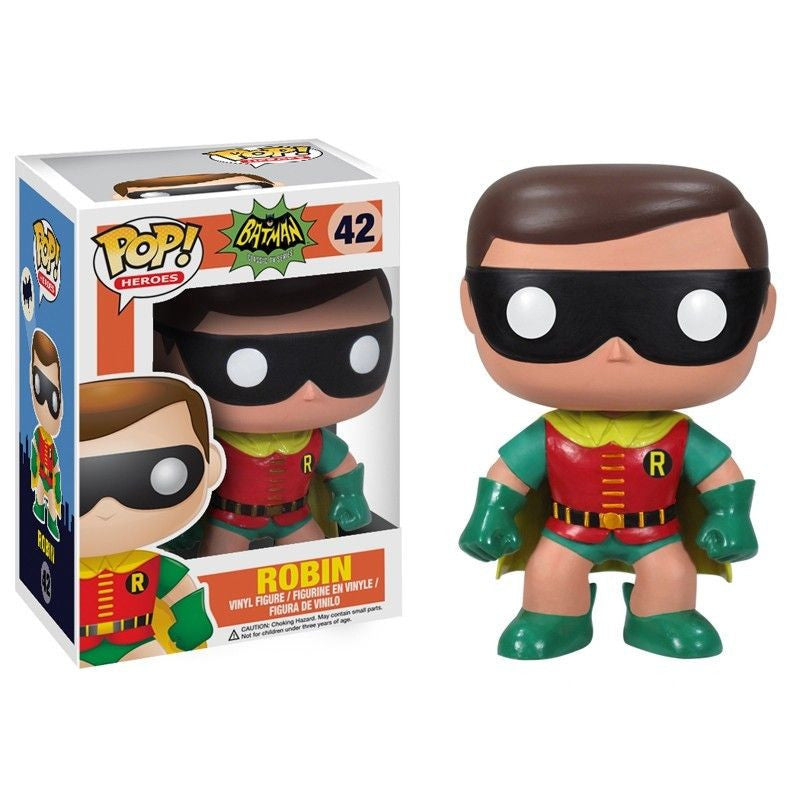1960's Classic Batman Pop! Vinyl Figure Robin 1966