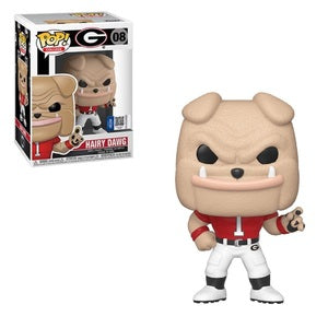 College Pop! Vinyl Figure Hairy Dawg [08]