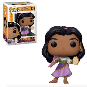 The Hunchback of Notre Dame Pop! Vinyl Figure Esmeralda [635]