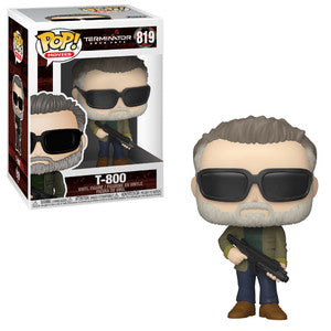 Terminator: Dark Fate Pop! Vinyl Figure T-800 [819]