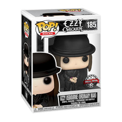 Rocks Pop! Vinyl Figure Ozzy Osbourne Ordinary Man [185]