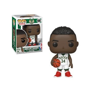 NBA Pop! Vinyl Figure Giannis Antetokounmpo (Milwaukee Bucks) [68]