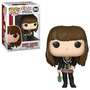 The Devil Wears Prada Pop! Vinyl Figure Andy Sachs [868]