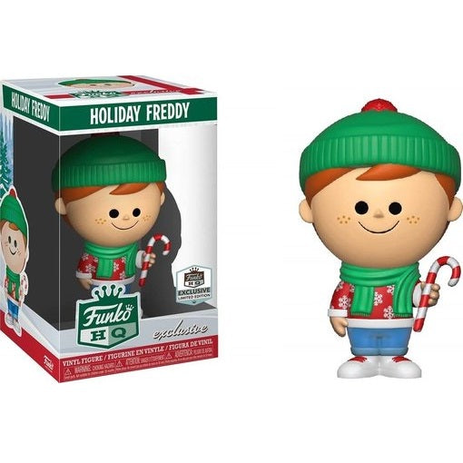 Funko Holiday Freddy Vintage Figure HQ Exclusive
