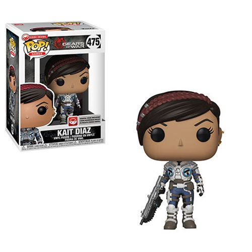 Gears of War Pop! Vinyl Figure Kait Diaz [475]