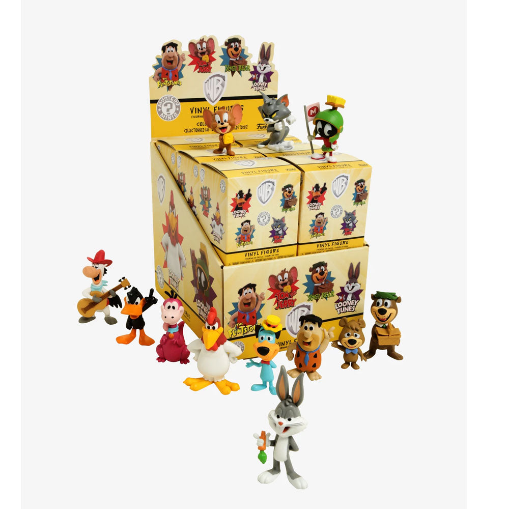 Warner Brothers Saturday Morning Cartoons Mystery Minis: (1 Blind Box)