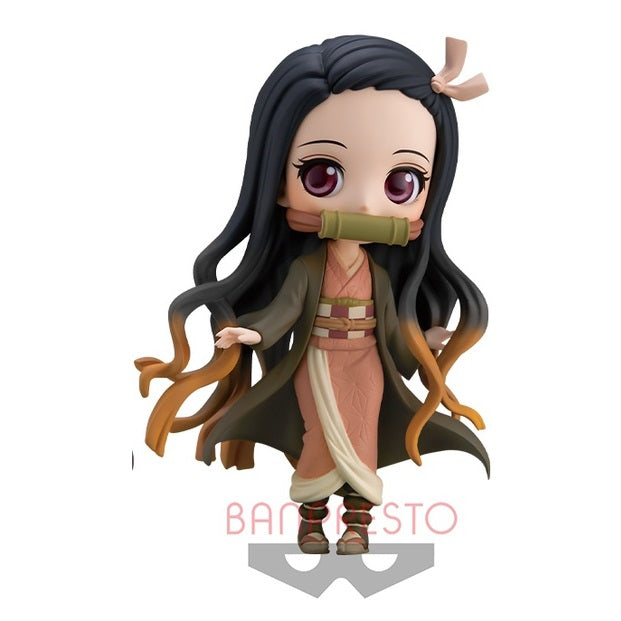 Demon Slayer Q Posket Nezuko Kamado (Pastel) - Fugitive Toys