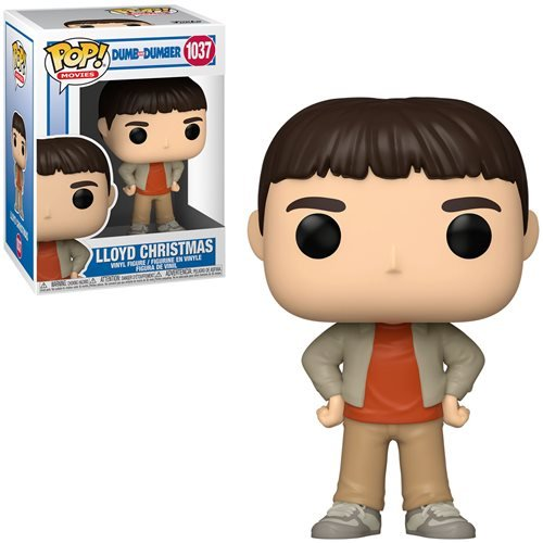 Dumb and Dumber Pop! Vinyl Figure Lloyd Christmas [1037]