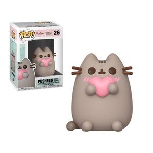 Pusheen Pop! Vinyl Figure Pusheen with Heart [26]