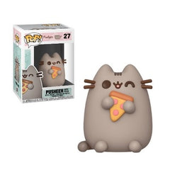 Pusheen Pop! Vinyl Figure Pusheen with Pizza [27] - Fugitive Toys