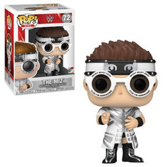 WWE Pop! Vinyl Figure The Miz [72] - Fugitive Toys