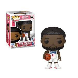 NBA Pop! Vinyl Figure Paul George [57] - Fugitive Toys