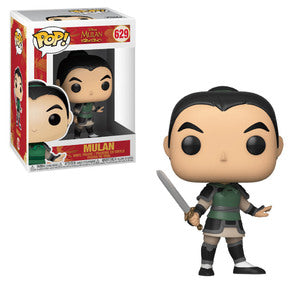 Mulan Pop! Vinyl Figure Mulan (as Soldier Ping) [629]