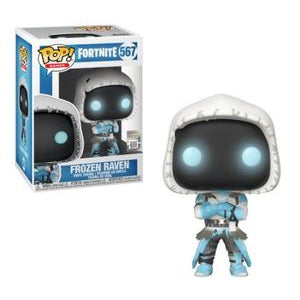 Fortnite Pop! Vinyl Figure Frozen Raven [567]