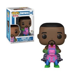 Fortnite Pop! Vinyl Figure Giddy Up [569]