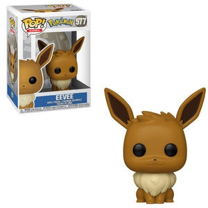 Pokemon Pop! Vinyl Figure Eevee [577]