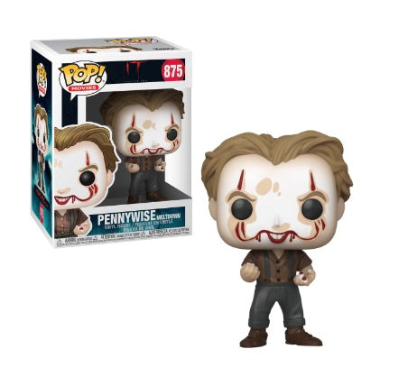 IT: Chapter Two Pop! Vinyl Figure Pennywise (Meltdown) [875] - Fugitive Toys
