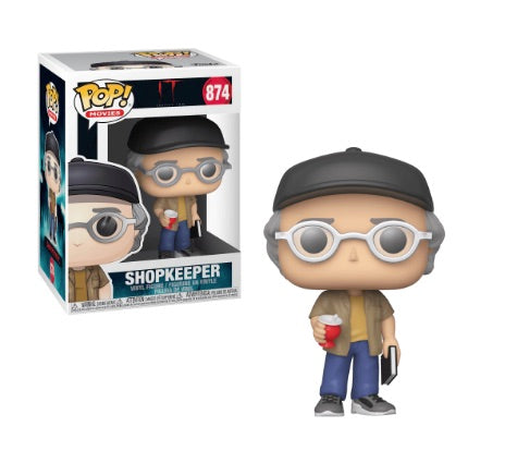 IT: Chapter Two Pop! Vinyl Figure Shopkeeper [874]