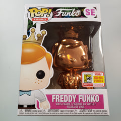 Freddy Funko Pop! Vinyl Figure Copper Chrome (LE1000) [SE]