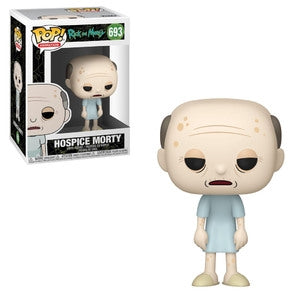 Rick and Morty Pop! Vinyl Figure Hospice Morty [693]