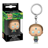 Rick and Morty Pocket Pop! Keychain Death Crystal Morty - Fugitive Toys