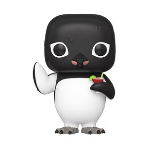 Billy Madison Pop! Vinyl Figure Penguin with Cocktail [899]